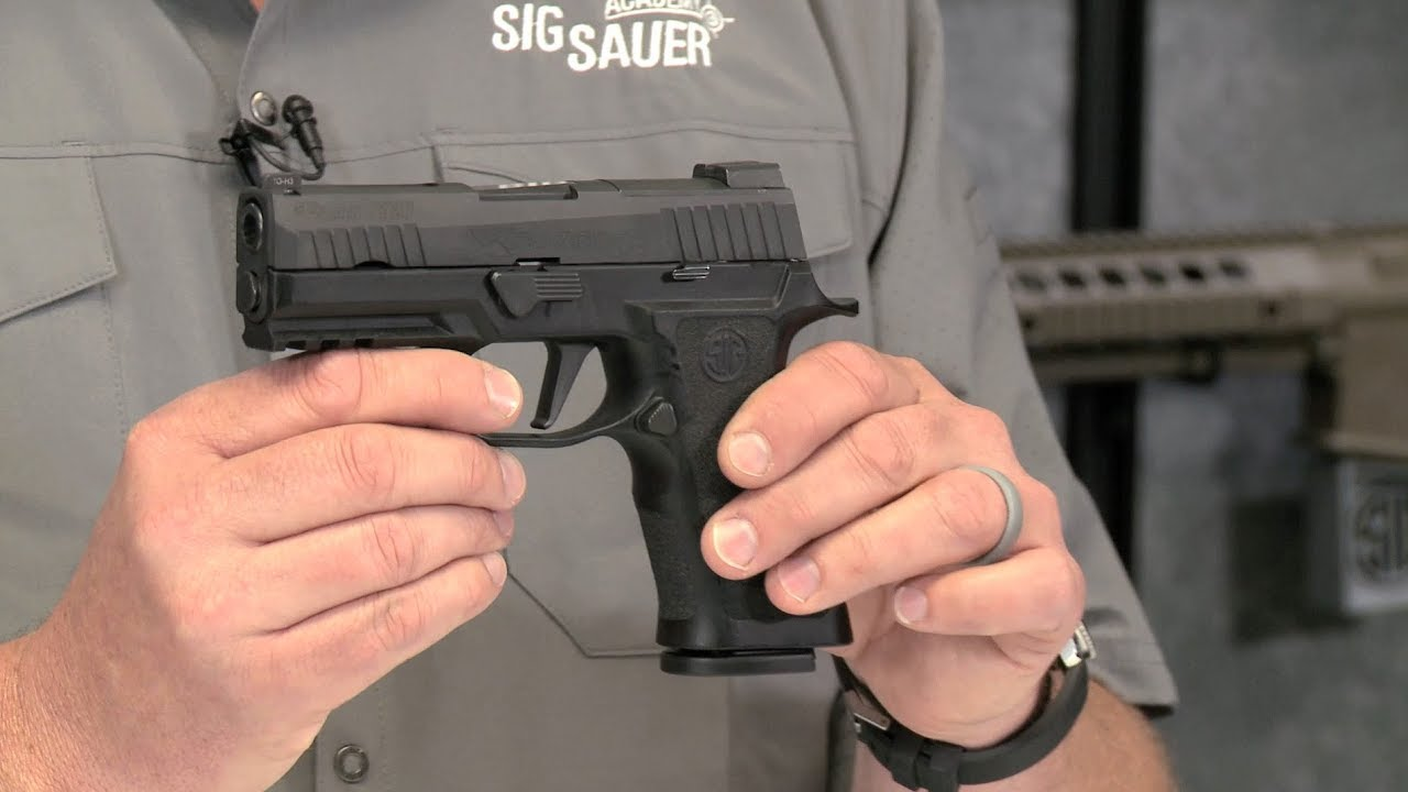 Could the Sig Sauer P320 X-Compact be the ultimate carry gun?