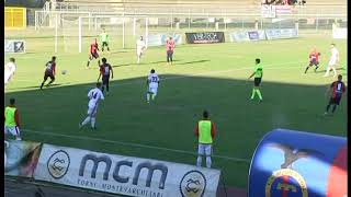 Serie D - Aquila Montevarchi-Ponsacco 0-0
