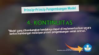 Prinsip-Prinsip Pengembangan Model