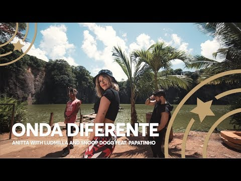 Onda Diferente - Anitta with Ludmilla and Snoop Dogg feat Papatinho  Lore Improta - Coreografia