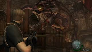 Resident Evil 4 - Chapter 4-4 03 Salazar's Den