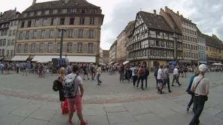 Visitamos Strasbourg con Le Boat