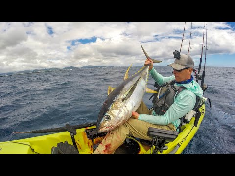 Kayak Fishing Montage | Flying Fish TV Channel Introduction
