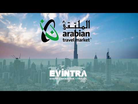 Atm 2019 The Arabian Travel Market In Dubai By Evintra