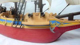 Playmobil Pirate Ship Set 4290 from www.bunyiptoys.com.au Thumbnail