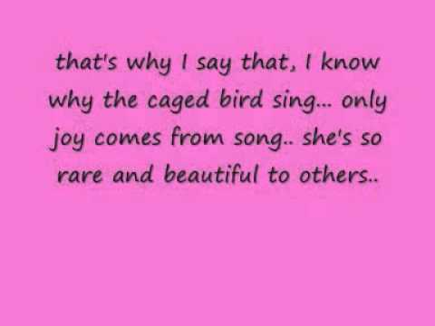 Alicia Keys - Caged Bird (with lyrics)