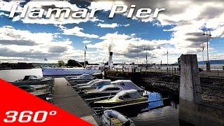 Hamar Pier 360° Experience thumbnail