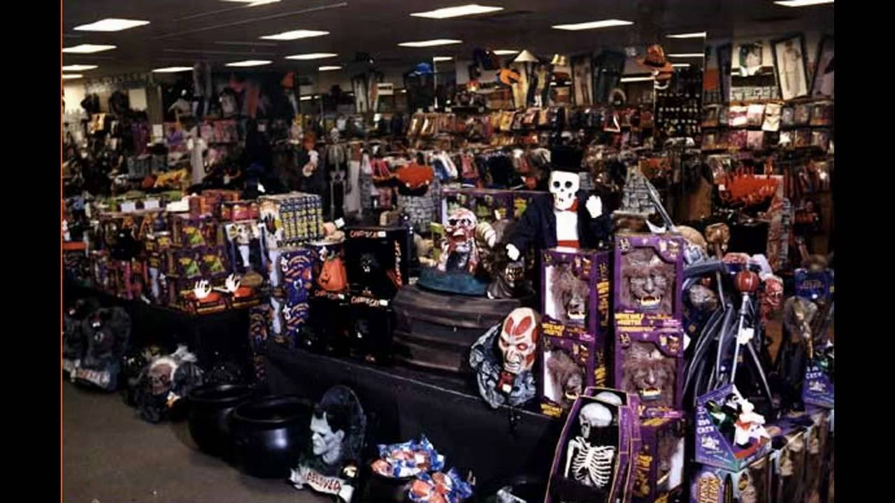 Spirit Halloween 2000, 2001, 2002, & 2003 In-Store ...