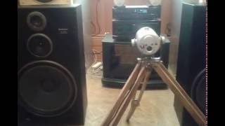 Усовершенствованная акустика Technics SB-LX90 фрагмент №2