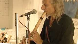 Avi Adir ~ Shakuhachi ~ Solo Concert Moscow 2014 ~ Rising Zen ~ from the album Woods Whistling ~ Thumbnail
