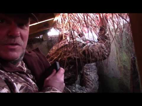 Fowl Addicts Waterfowl trip to Maryland with Chad Tracy & Tyler Hatley