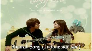 YongHwa - Banmal Song (Indonesian ver) cover by m12