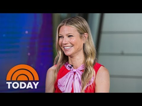 Gwyneth Paltrow On Goop, Acting Career, And Daughter Apple  TODAY