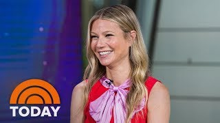 Gwyneth Paltrow On Goop, Acting Career, And Daughter Apple | TODAY