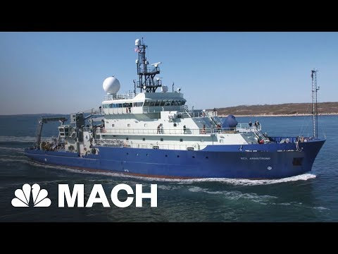 Take A Tour Of This Incredible Oceanic Research Vessel | Mach | NBC News