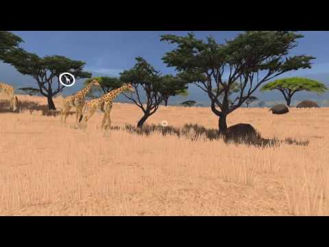 The National Geographic: Wildlife View-Master - Savanna2 - Explore African Ecosystem!