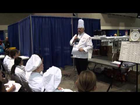 SkillsUSA High School Culinary Arts Orientation 2014