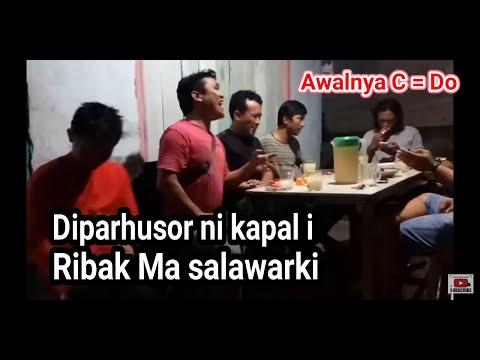 Diparhusor Ni Kapali Batak Cover | Lagu Batak Jadul | Orang Batak Suara Tinggi