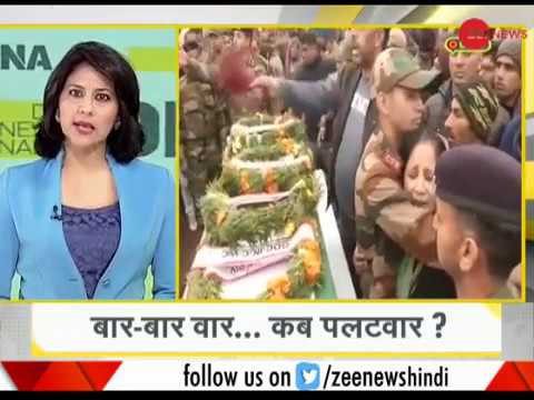 DNA: Should India hold talks with Pakistan or counter-attack Pakistan?