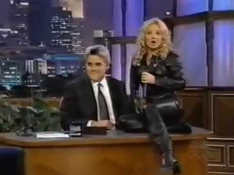 Geri Halliwell - Look at Me ( Plus Interview in Jay Leno 1999)