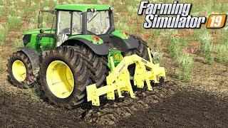 Głęboszowanie - Farming Simulator 19 | #25