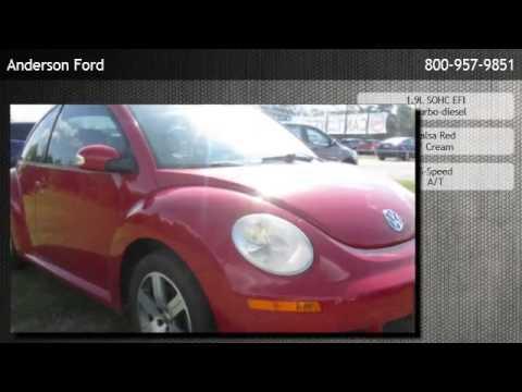 2006 Volkswagen New Beetle TDI DSG Coupe - Hightower
