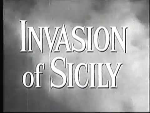 Invasion of Sicily WWII Operation Husky
