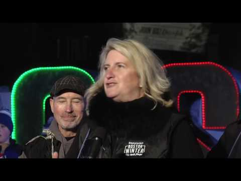 Boston Winter at City Hall Plaza Grand Opening - Promo