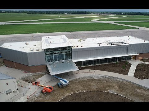 Buck-Eye View - Knowlton Terminal and Aviation Learning Center