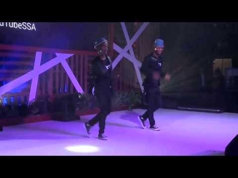 "WTofo @ 'YouTube SUB-SAHARAN AFRICAN CREATOR AWARDS '16"""