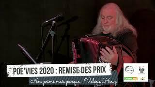 POE'VIES 2020 : Non primé mais presque ! VALERIE HERVY