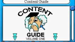 Pocket Professor - Kwik Notes - Vol  1 - Game Boy Advance