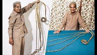 Độc nhất vô nhị: Bộ móng tay dài 10 mét sau 64 năm không cắt