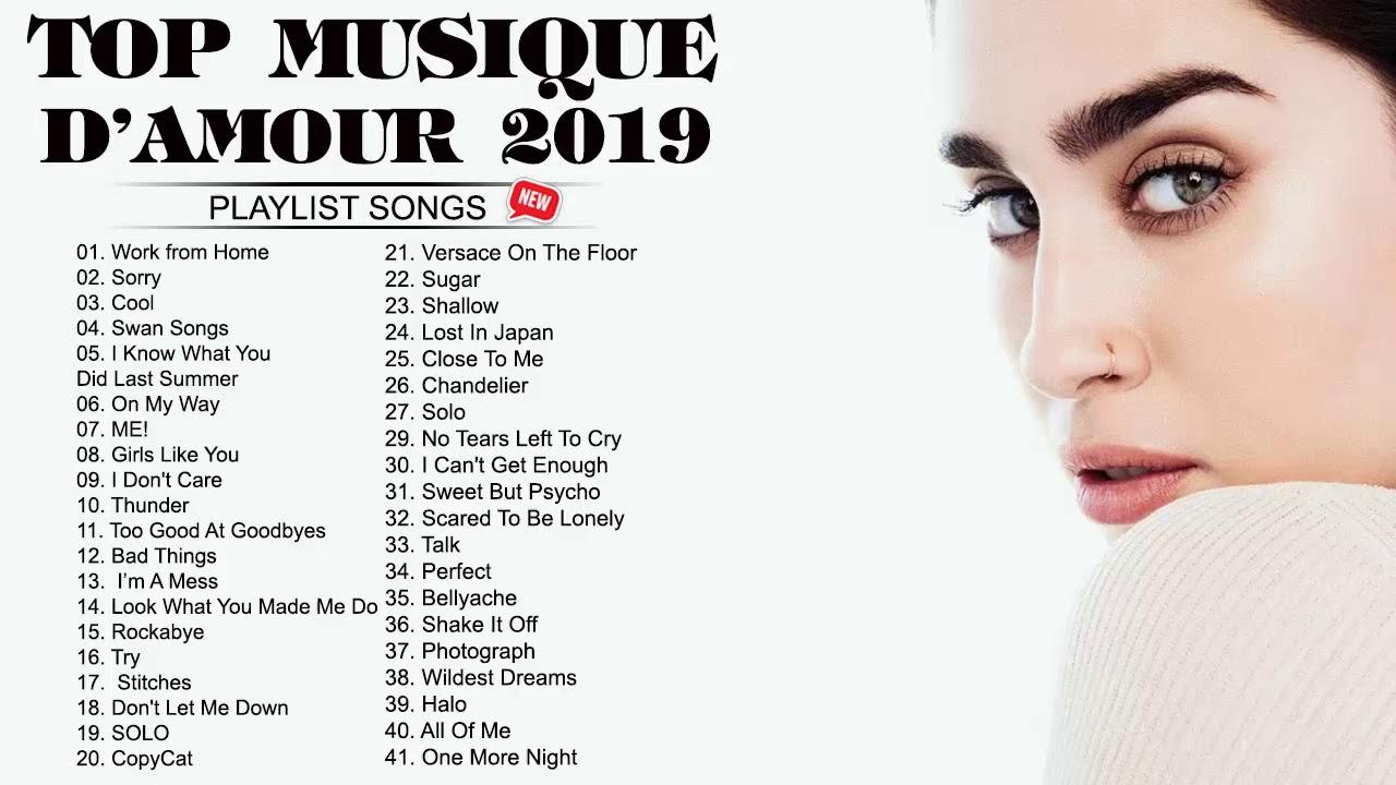 Top Musique 2019 Musique Qui Bouge 2019 Playlist Musique Nouveaute 2019