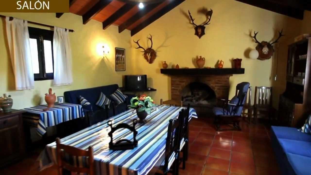 Casa rural en jimena de la frontera pueblos blancos cadiz youtube - Casa rural jimena ...