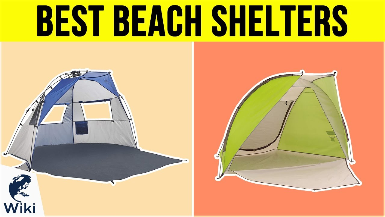 c1aabaee1a Top 10 Beach Shelters of 2019 | Video Review