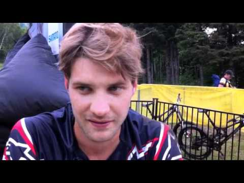 2011 MSA World Cup - Greg Minnaar Interview