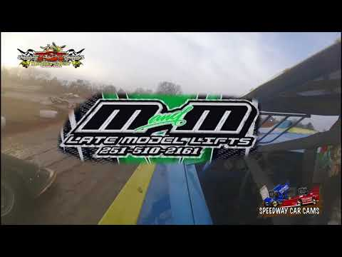 #111 Lawson Hill - Limited - ICE BOWL 2018 - Talledega Short Track - In Car Camera