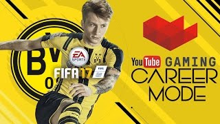 FIFA 17 Career Mode - You Decided My Team! (Borussia Dortmund Stream) - Part 1