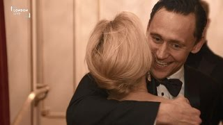 London Evening Standard Theatre Awards 2014 - Tom Hiddleston Gillian Anderson Benedict Cumberbatch