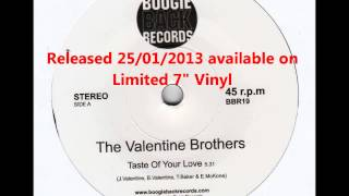 valentine brothers a taste of your love