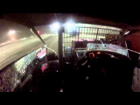 Black Rock Speedway GRIT Crate Modified Feature on Oct 23,2015