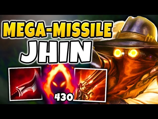 WTF!? JHIN CAN ONE-SHOT ANYONE FROM A MILE AWAY?!? THIS JUST ISNT FAIR!!! - League of Legends