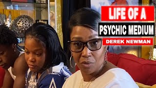 Life of a Psychic Medium: Derek Newman gives closure to a grieving family (Ep. 4)