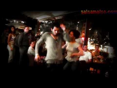 SALSA ♥ Gamze & Mert ♥ Danskeyfi Latin Parti ♥ 25 June 2011