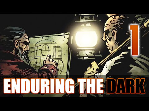[1] Enduring the Dark (Let's Play Darkest Dungeon w/ GaLm)