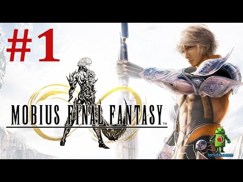 MOBIUS FINAL FANTASY (iOS / Android) Gameplay HD