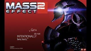 Mass Effect 2 9 Years Later PC Gameplay Walkthrough Max Settings Legion
