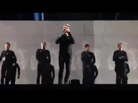 Sergey Lazarev   You Are The Only One Russia FUTURE Winner Semi FINAL EUROVISION 2016 Grand Final