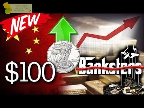 Economic Collapse - Buy Silver! $100 Silver Price Forecast 2016-2018